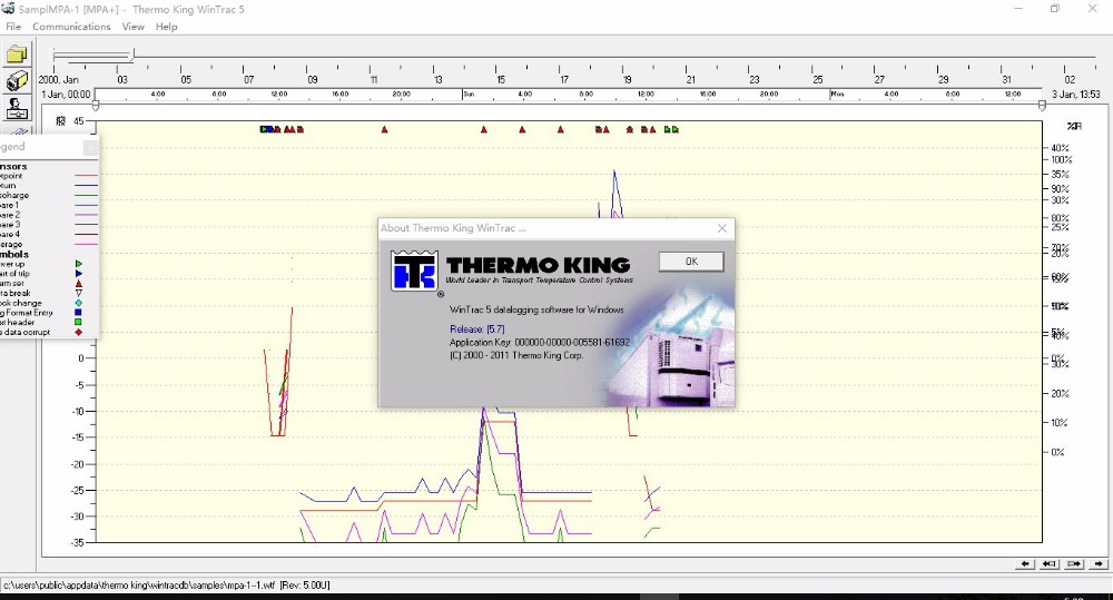 Thermo King Wintrac 5.7