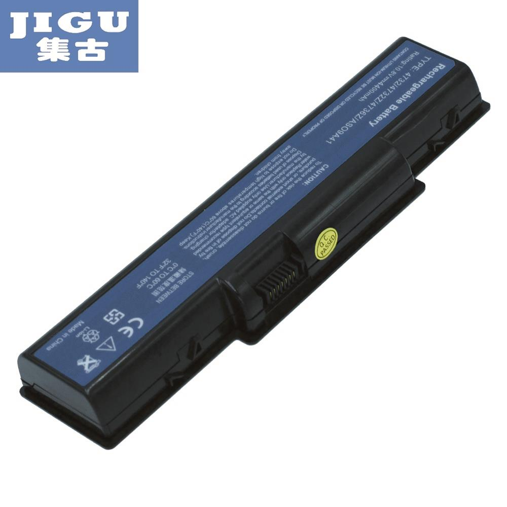JIGU Toptan Laptop Batarya Acer Aspire 4732 Için AS09A51 4732Z 4937 Gateway Nv54 Dizüstü Emachine D525 D725